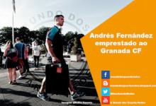 Andrés Fernández emprestado ao Granada