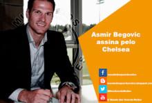 Asmir Begovic assina pelo Chelsea