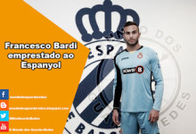 Francesco Bardi emprestado ao Espanyol