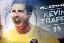 Kevin Trapp assina pelo PSG