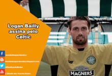 Logan Bailly assina pelo Celtic