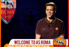 Szczesny emprestado à AS Roma