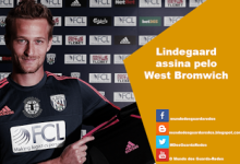 Anders Lindegaard assina pelo West Bromwich