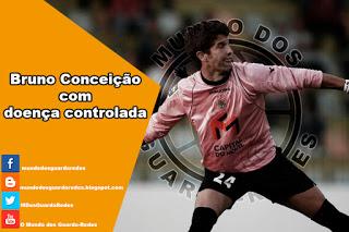 Bruno Conceição tem doença controlada