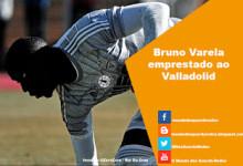 Bruno Varela emprestado ao Valladolid