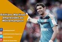 Emiliano Martínez emprestado ao Wolverhampton