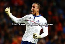 Hannes Halldórsson herói na qualificação da Islândia para o Euro'2016