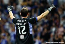 Iker Casillas decidiu duelo com Júlio César com duas grandes defesas – FC Porto 1-0 SL Benfica