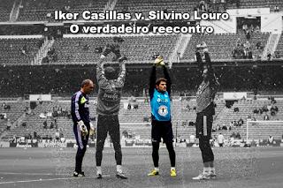 Iker Casillas v. Silvino Louro – o verdadeiro reencontro – FC Porto Vs Chelsea – Champions League