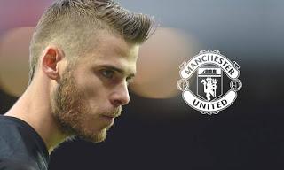 De Gea renova pelo Manchester United