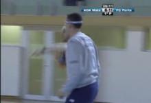 Hugo Laurentino brilha no ISMAI 21-33 FC Porto