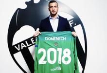 Jaume Doménech renova pelo Valencia após grande exibição