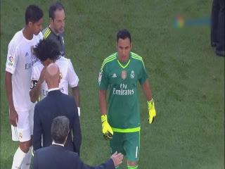 Keylor Navas estende recorde inédito e aperta Iker Casillas no Real Madrid 1-0 Granada