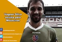 Vagner Silva assina pelo Royal Mouscron