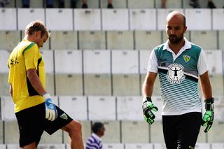 André Mota deixa CD Tondela e Pejô assume treino de guarda-redes