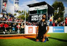 Miguel Romão é o melhor guarda-redes do Mundial do Futebol de Rua por Portugal