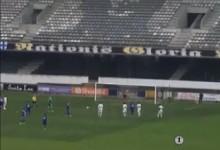 Makaridze defende penalti e marca outro para dar vitória ao Feirense VÍDEO