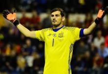 Iker Casillas atinge marca única de 100 balizas invioláveis e iguala recorde de internacionalizações na Europa