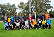 Projeto 1 – Escola de Guarda-Redes inaugura acção em Beja