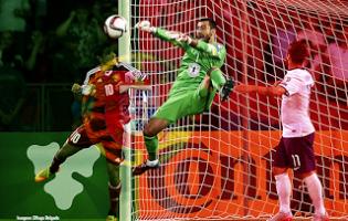 Rui Patrício estreou-se pela selecção de Portugal há cinco anos