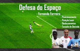 Defesa do Espaço do Guarda-Redes por Fernando Ferreira