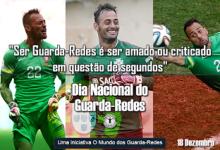 """Beto Pimparel: """"Ser Guarda-Redes é ser amado ou criticado em questão de segundos"""" – Dia Nacional do Guarda-Redes"""
