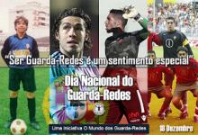 """José Moreira: """"Ser Guarda-Redes é um sentimento especial"""" – Dia Nacional do Guarda-Redes"""