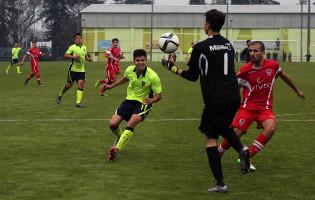 Em derby Minhoto, erro de Brian Araújo uniu adeptos e jogadores adversários