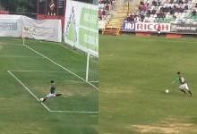 Leonardo Rodrigues assume baliza do Olhanense aos 17 anos
