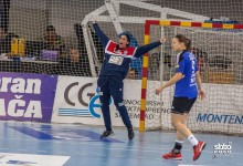 Marta Zderic faz 19 defesas no ZRK Buducnost 31-19 RK Vardar