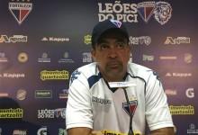 Wellington Teles explica a sua metodologia no treino de guarda-redes do Fortaleza