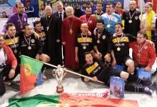 José Ricardo e Marco Amaro bicampeões da Europa por Portugal – Euro de Futsal de Padres 2016