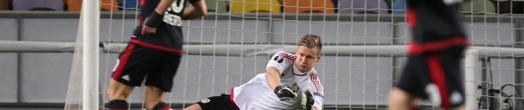 Bernd Leno decide jogo fora dos postes – Bayer Leverkusen 3-1 Sporting CP