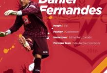 Daniel Fernandes assina pelo Rayo OKC