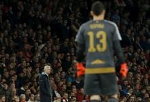 Arsène Wenger em grande entrevista sobre guarda-redes