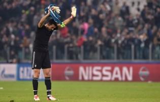 Buffon não sofre há 746 minutos e estabelece recorde pessoal