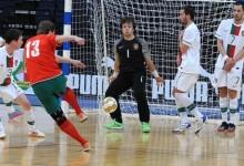 João Benedito falha o primeiro Euro de Futsal desde 1999