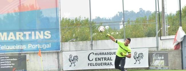José Marçal é o guarda-redes da jornada no CP Zona Norte – ZeroZero