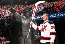 Martin Brodeur homenageado com estátua e retirada do número 30 nos New Jersey Devils