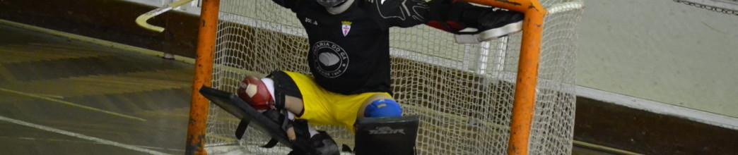 Álvaro Tomás e Alexandre Maricato destacam-se nas bolas paradas no Parede 8-4 GD Sesimbra – O Mundo dos Guarda-Redes sob Patins por Diogo Nunes