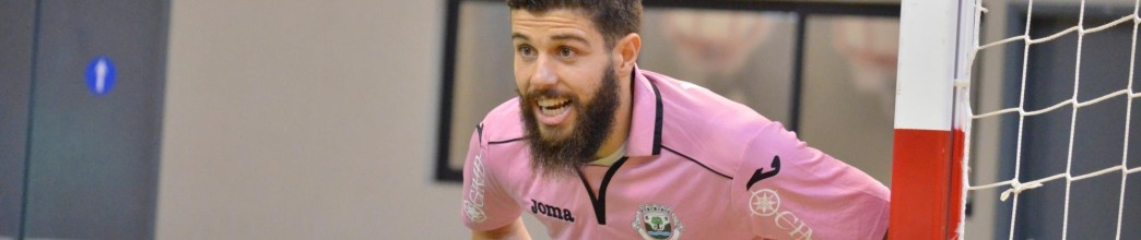 Cláudio Martins é o Guarda-Redes de Futsal do ano 2015