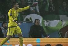 Ederson Moraes em estreia auspiciosa no Sporting CP 0-1 SL Benfica