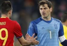 "Iker Casillas: ""Sou examinado à lupa"""