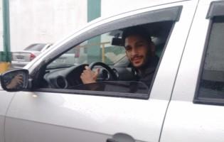 Raví Paschoa foi o melhor do Mundial sub-17 e agora conduz na Uber
