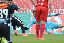 Rui Vieira entra após expulsão de Cássio Anjos e defende penalti no CD Nacional 1-0 Rio Ave FC