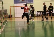 Telmo Ferreira e Aljosa Cudic em destaque no Águas Santas 24-27 Sporting CP