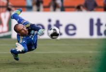 Fernando Prass chega aos dez penaltis defendidos pelo Palmeiras