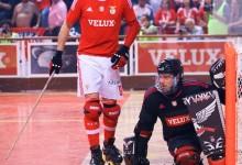 Guillem Trabal e Xavier Puigbí abrilhantam final Europeia – SL Benfica 5-3 UD Oliveirense