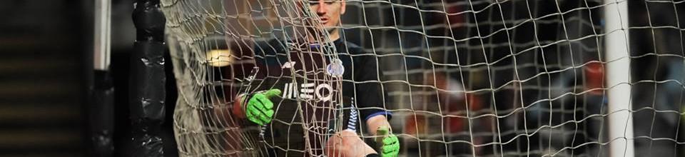 Iker Casillas termina temporada quase um golo sofrido por jogo pelo FC Porto