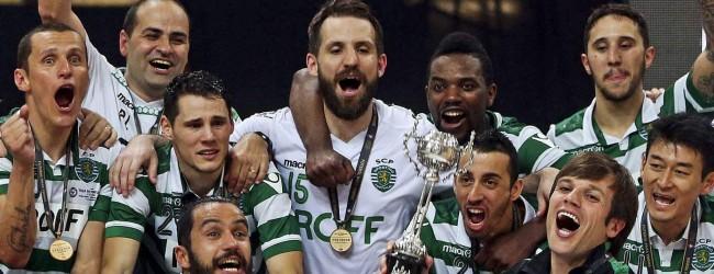 Marcão Affini, João Benedito, André Sousa e Raúl Oliveira juntam 12 Taças de Portugal